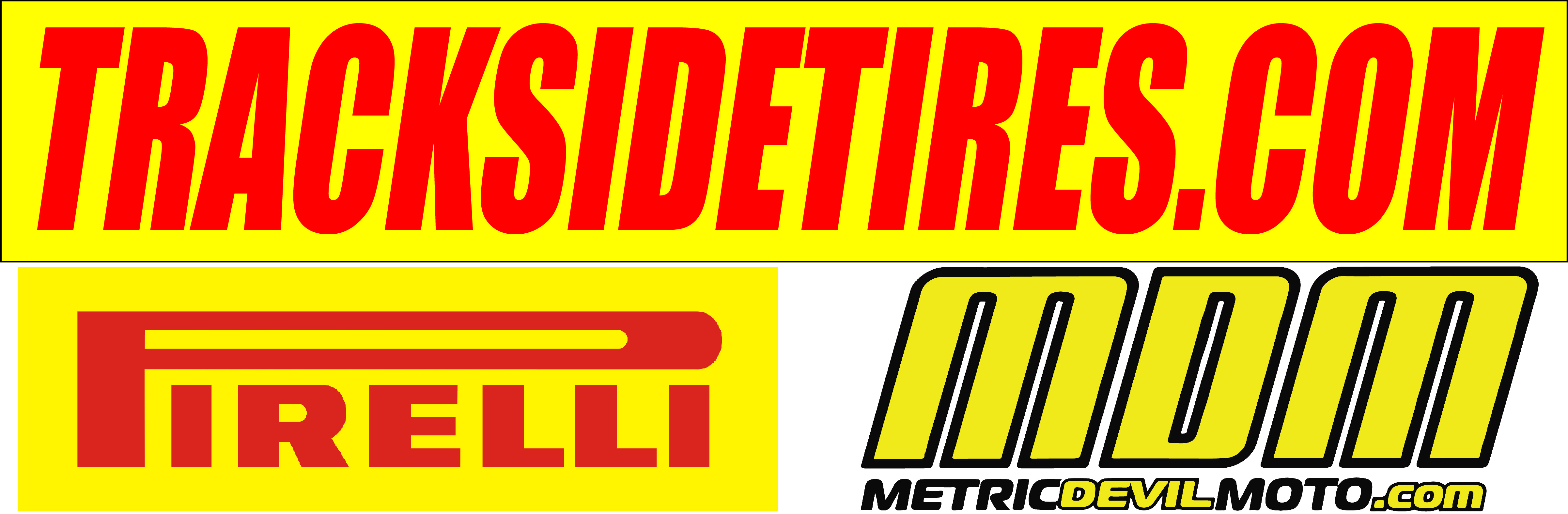 TRACKSIDETIRES.COM Pirelli Motorcycle Tires for Street and Track