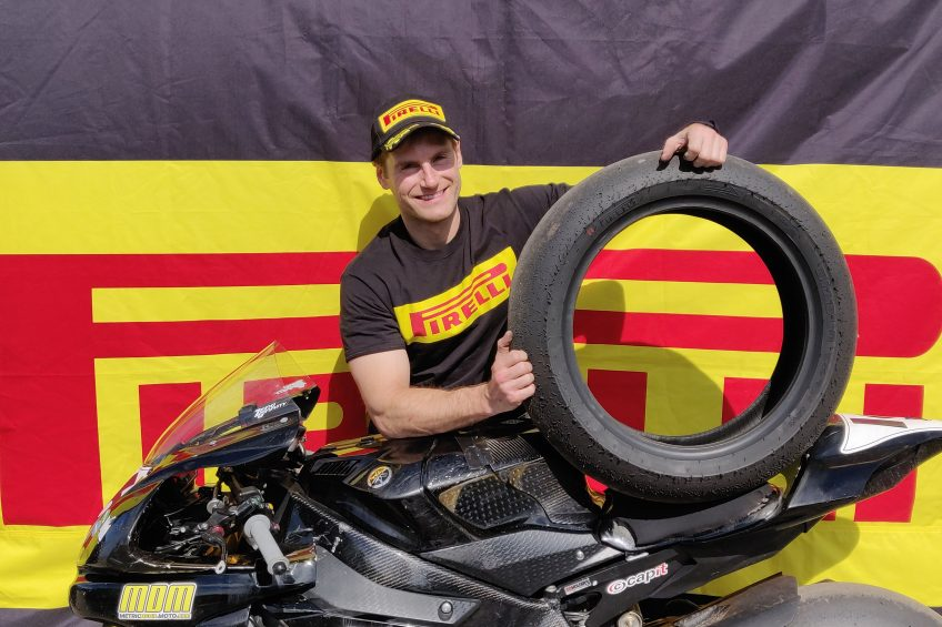 Pirelli motorcycle tires for street and track | tracksidetires